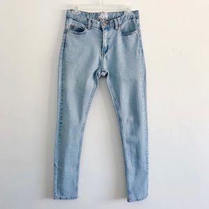 Men's AFENDS Jeans in Light Wash
